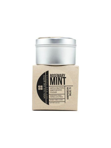 Tin Soy Wax Candle