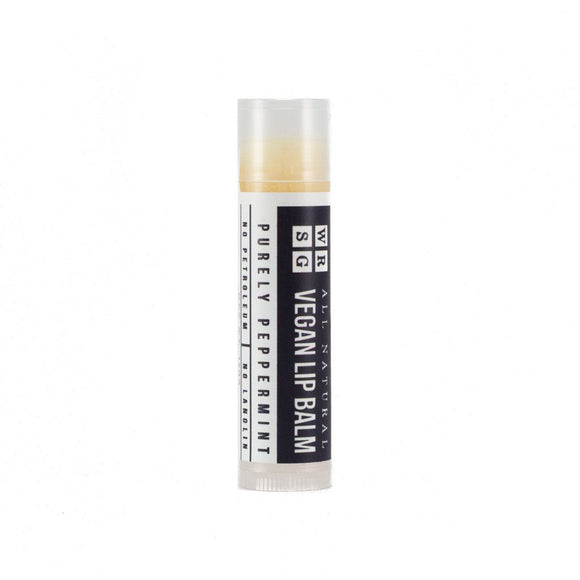 Vegan Lip Balm - White Rock Soap Gallery