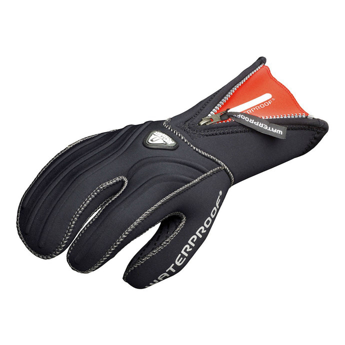 Waterproof G1 Mittens - 3 Finger, 5mm Neoprene Gloves