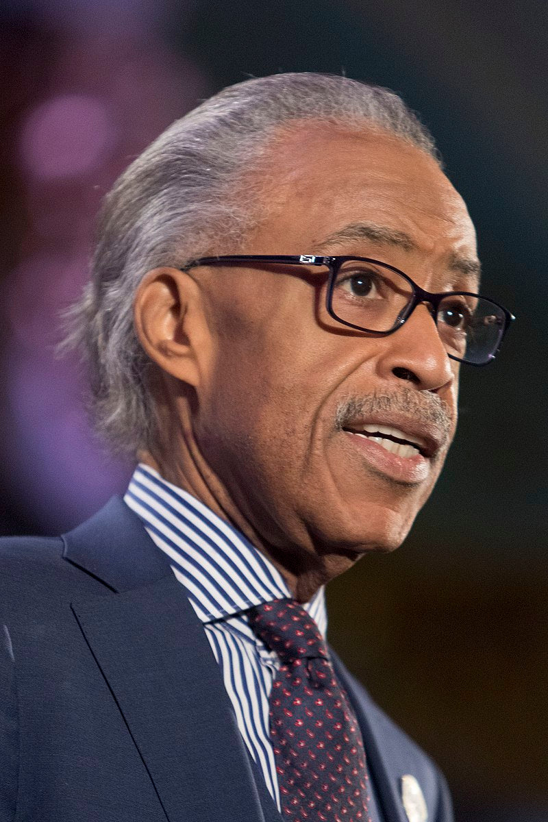 SOURCE:  WIKIPEDIA Reverend Al Sharpton's Book Review of Rent-A-Cop Reboot by Leumas Publishing
