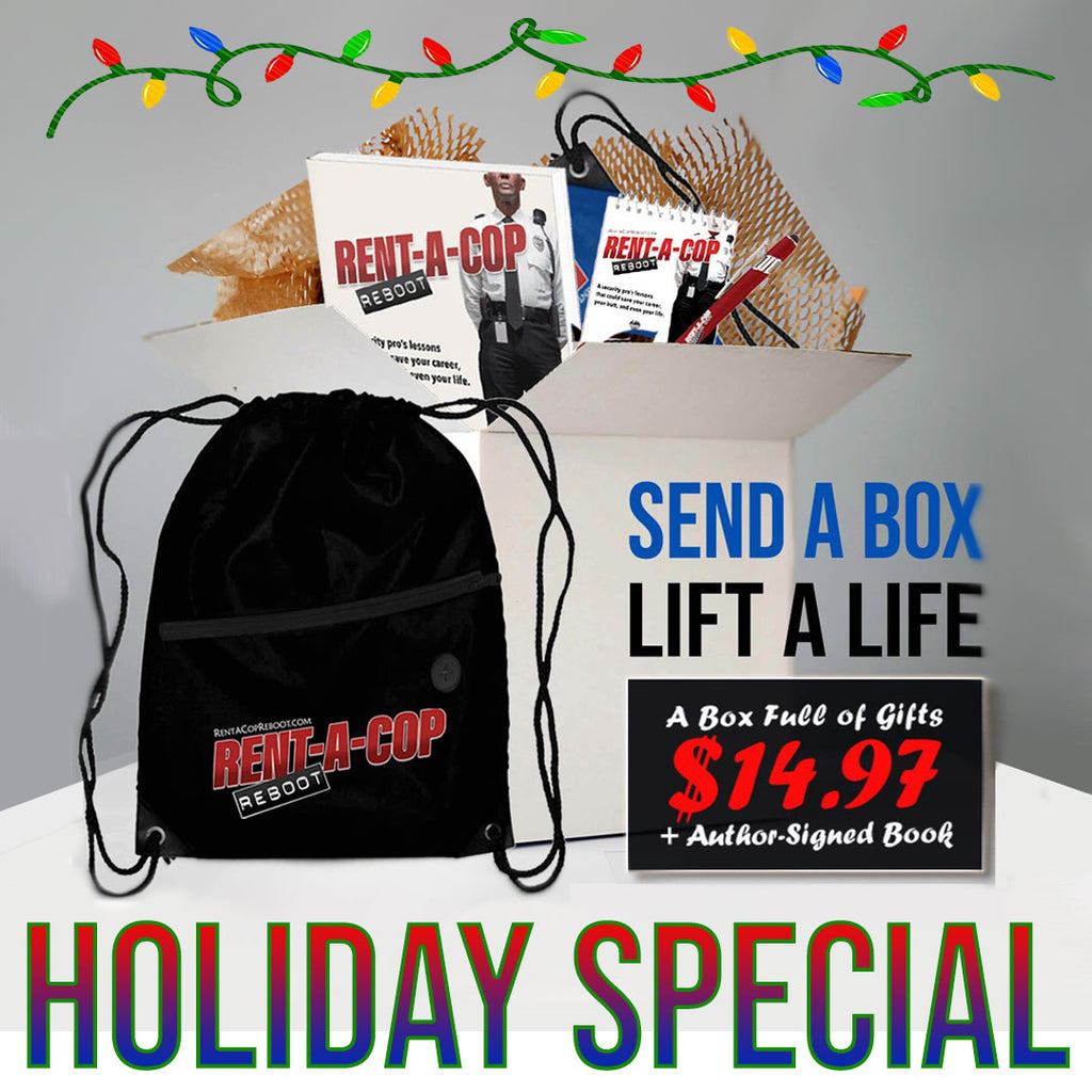 HOLIDAY SPECIAL: Send a Box / Lift a Life