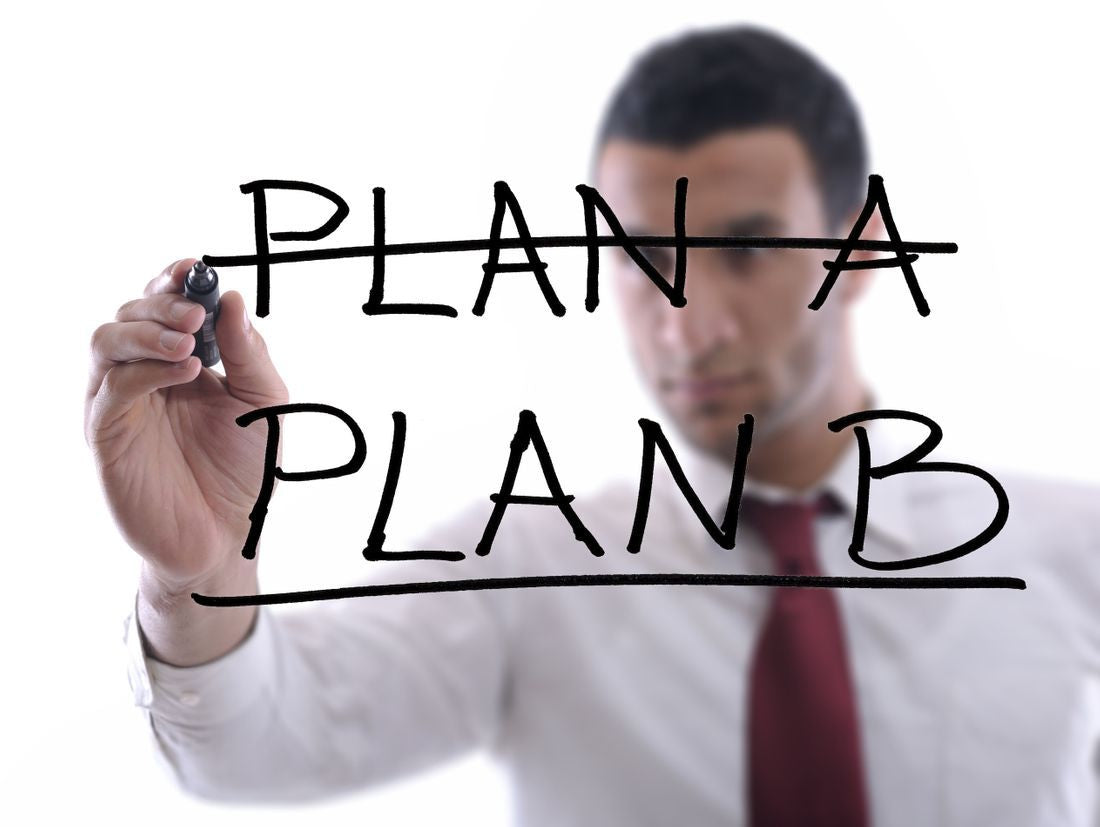 PLAN B - Living With The Unknown