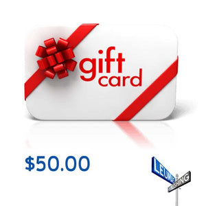 Gift Card for Leumas Publishing Shop