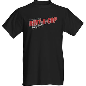Book Logo Short-Sleeve Rent-A-Cop Reboot T-Shirt