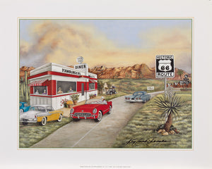 Get Your Kicks From Route 66