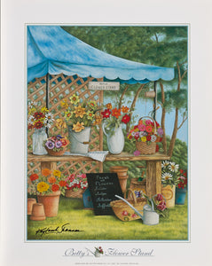 Betty's Flower Stand