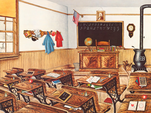 Country Schoolroom