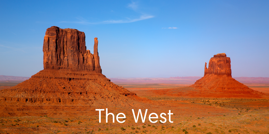 Region #4 - The West