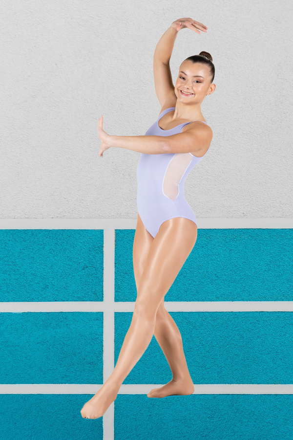 Lilac Elite Leotard