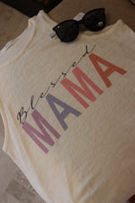 One Blessed Mama Tank Top