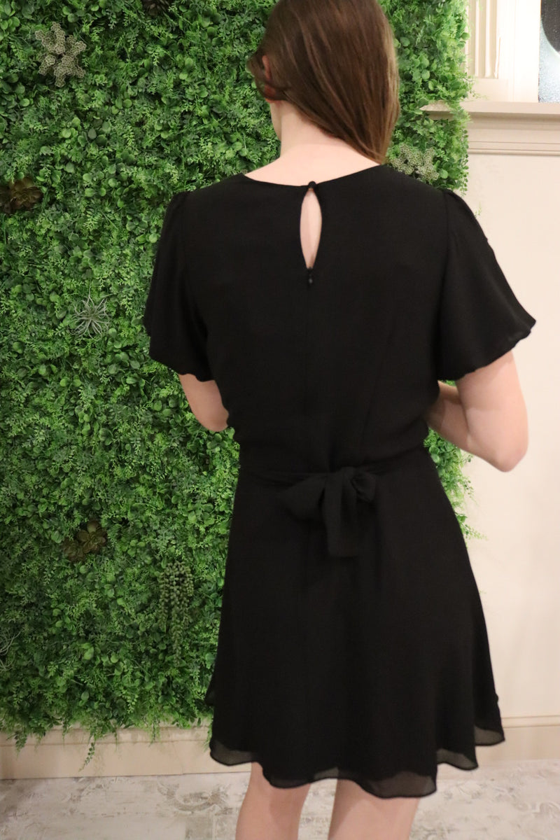 Date Night Black Dress