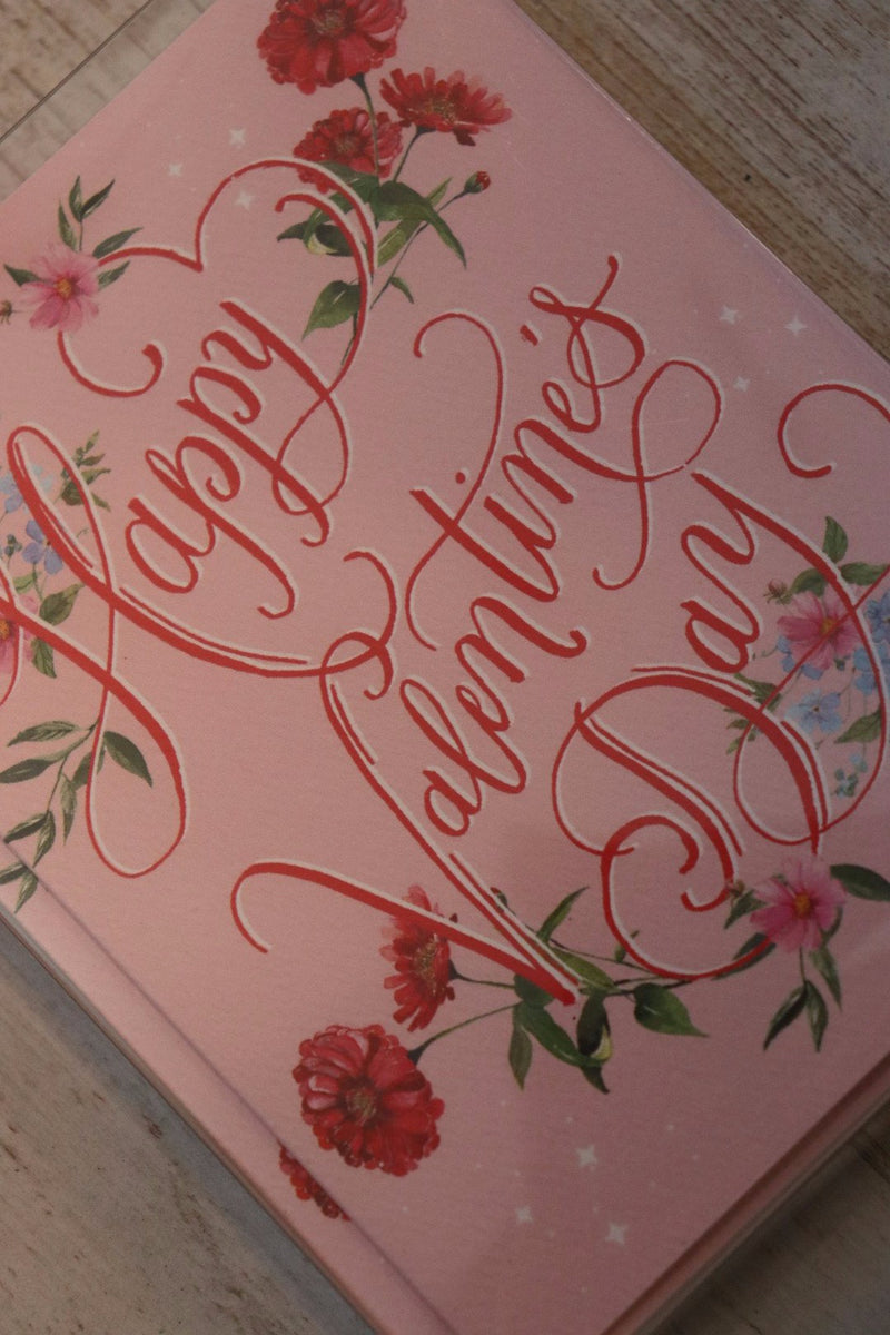 Happy Valentine's Day Valentine's Day Card