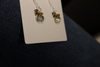 Fall Pumpkin & Leaves Earrings