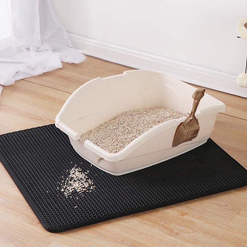😺 Double-Layer Trapping Mat for Cats