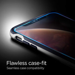 iPhone XS Max Screen Protector Glas.tR Slim EZ Fit