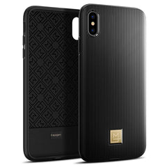 Spigen iPhone XS Max Case La Manon Classy Black 065CS24958