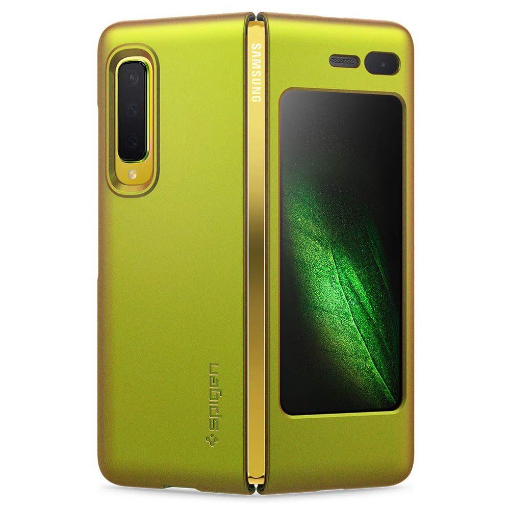 Spigen Galaxy Fold Case Thin Fit Green 615CS26161