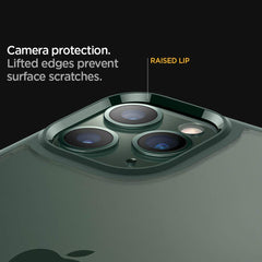 Spigen iPhone 11 Pro Case Ultra Hybrid Midnight Green ACS00417