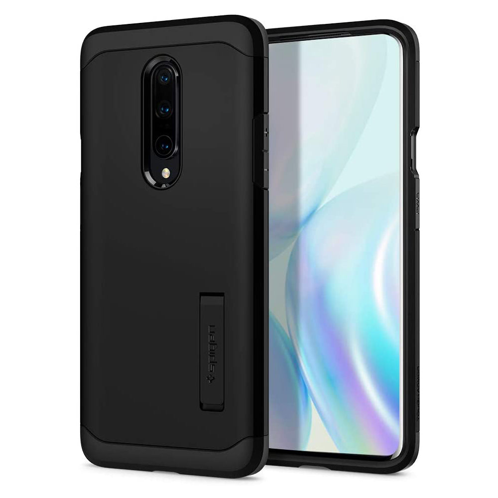 Spigen OnePlus 8 Case Tough Armor Black ACS00830