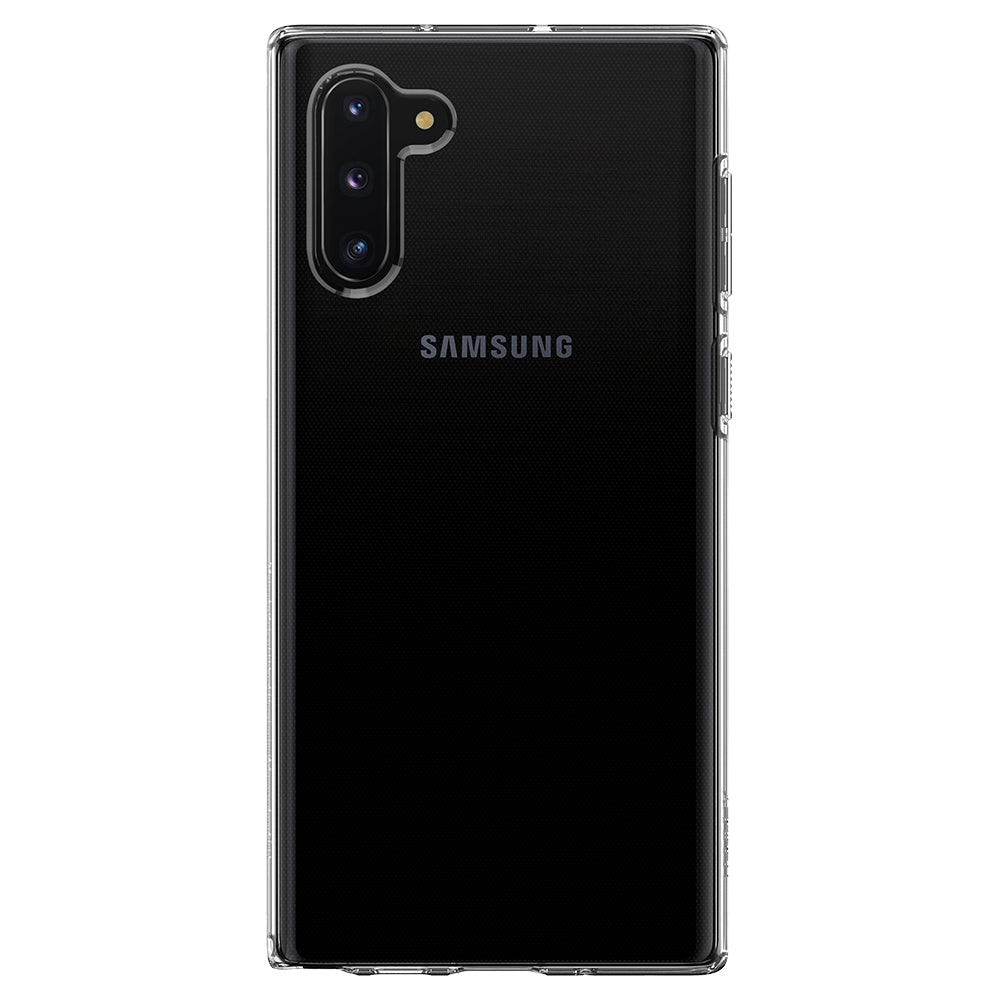 Spigen Galaxy Note 10 Case Liquid Crystal Crystal Clear 628CS27370