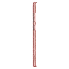 Spigen Galaxy Note 10 Plus Case Liquid Cyrstal Glitter Rose Quartz 627CS27329