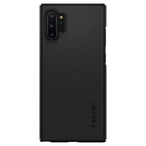 Spigen Galaxy Note 10 Plus Case Thin Fit Black 627CS27325