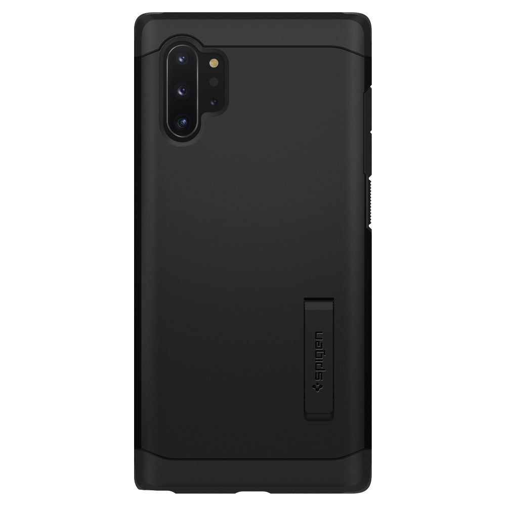 Spigen Galaxy Note 10 Plus Case Tough Armor XP Black (SF) 627CS27337
