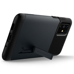 Spigen Galaxy S20 Plus Case Slim Armor Metal Slate ACS00648