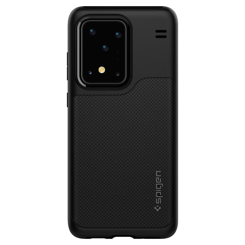 Spigen Galaxy S20 Ultra Case Hybrid NX Matte Black ACS00848