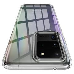 Spigen Galaxy S20 Ultra Case Crystal Flex Crystal Clear ACS00745