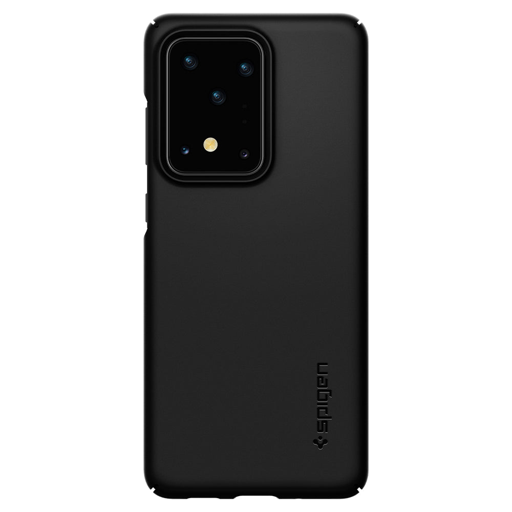 Spigen Galaxy S20 Ultra Case Thin Fit Black ACS00708