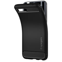Spigen Honor 10 Case Rugged Armor Black L27CS24096