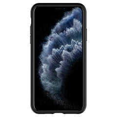 Spigen iPhone 11 Pro Case Liquid Air Matte Black 077CS27232