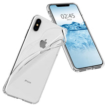 將圖片載入圖庫檢視器 Spigen iPhone XS Max Case Liquid Crystal Crystal Clear 065CS25122