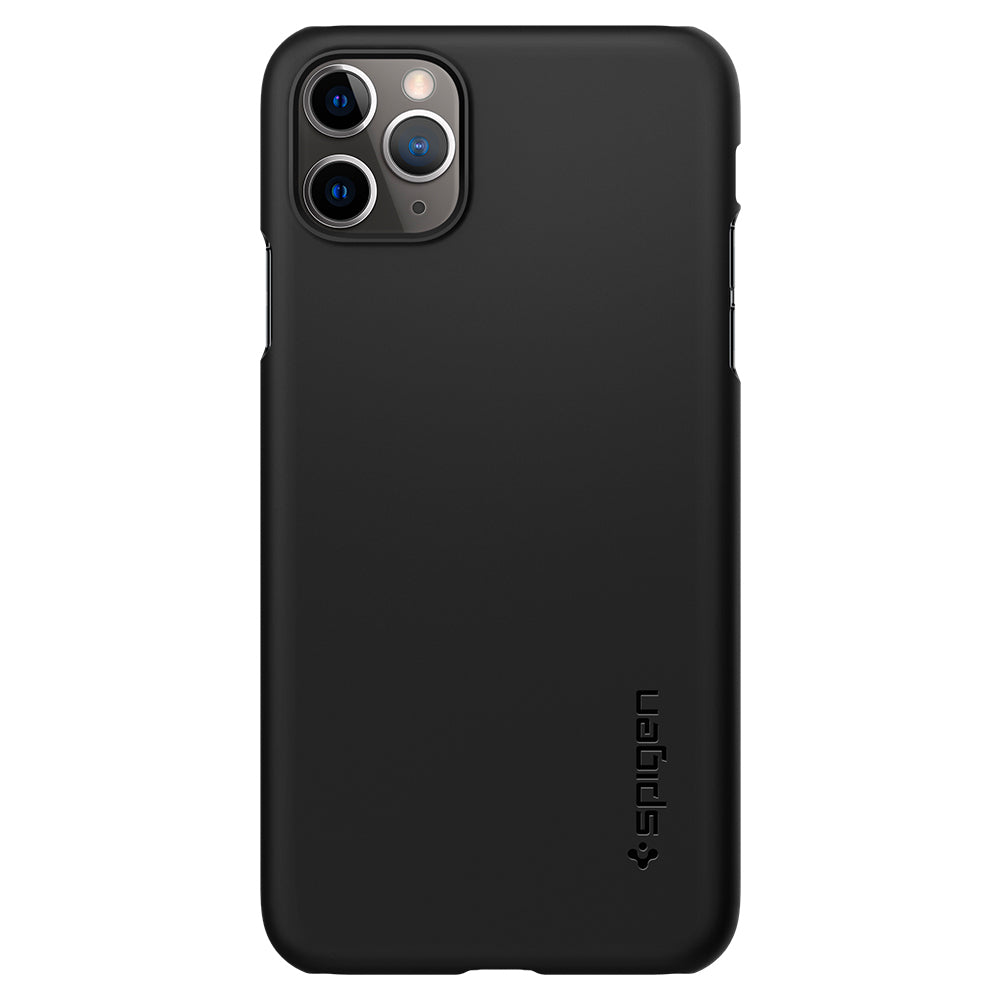 Spigen iPhone 11 Pro Thin Fit Black 077CS27225
