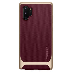 Spigen Galaxy Note 10 Plus Case Neo Hybrid Burgundy 627CS27340