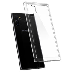 Spigen Galaxy Note 10 Plus Case Ultra Hybrid Crystal Clear 627CS27332