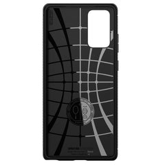 Galaxy Note 20 Case Rugged Armor Matte Black ACS01417