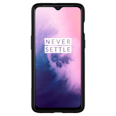 Spigen OnePlus 7 Case Liquid Air Matte Black K08CS26415