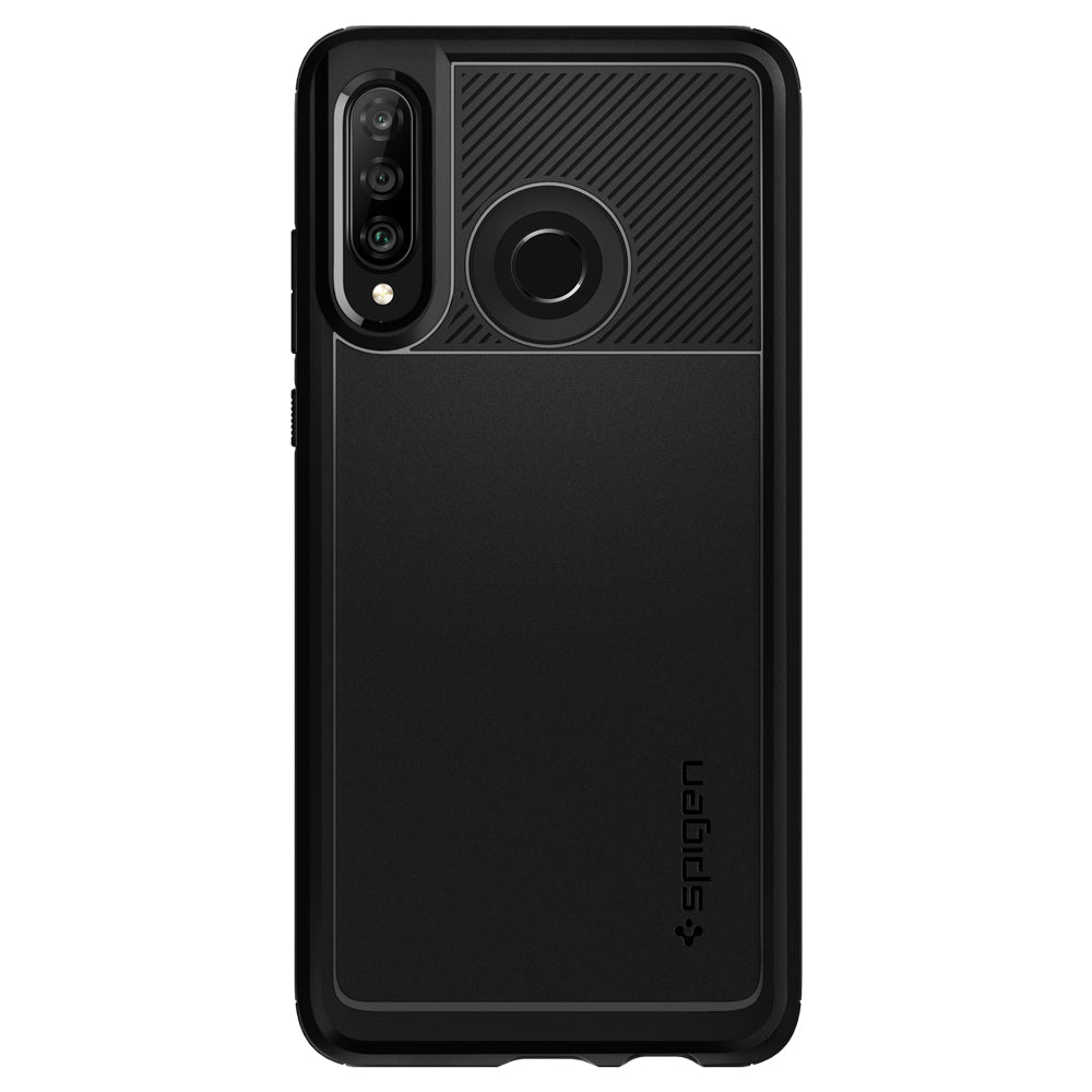 Spigen HUAWEI P30 Lite Case Rugged Armor Matte Black L39CS25739