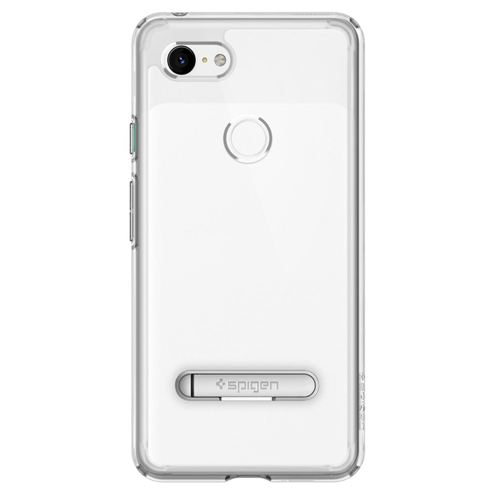 Spigen Google Pixel 3 Case Ultra Hybrid S Crystal Clear F19CS25033