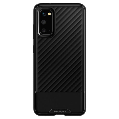 Spigen Galaxy S20 Case Core Armor Matte Black ACS00851