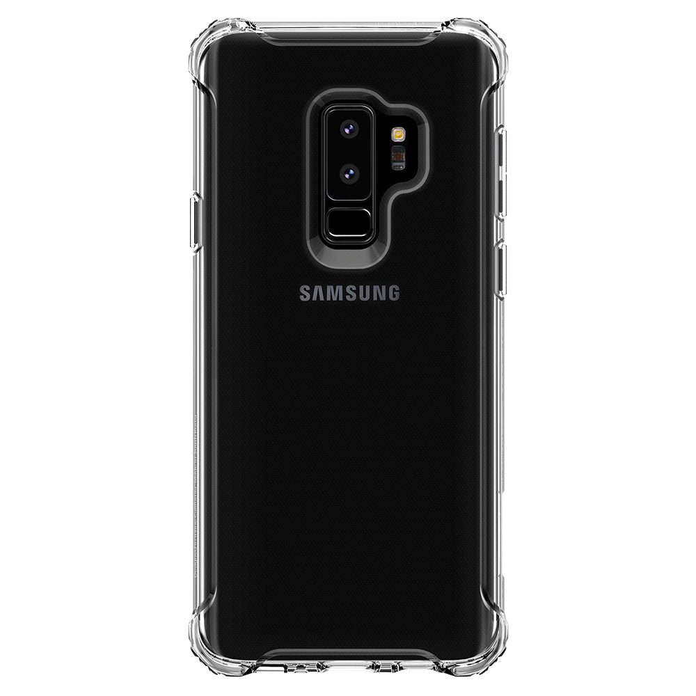 Spigen Galaxy S9+ Case Rugged Crystal Crystal Clear 593CS22922