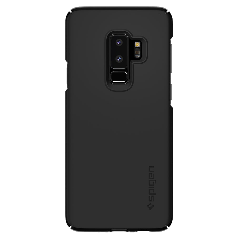 Spigen Galaxy S9+ Case Thin Fit Black (SF) 593CS22908