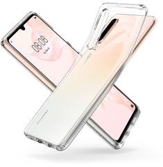 Spigen HUAWEI P30 Case Liquid Crystal Crystal Clear L38CS25736