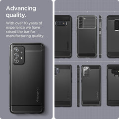 Galaxy A52 / Galaxy A52 5G Case Rugged Armor