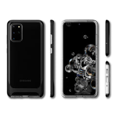 Spigen Galaxy S20 Plus Case Neo Hybrid CC Black ACS00761