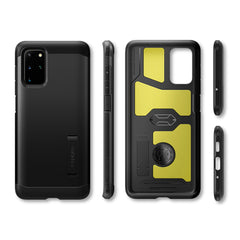 Spigen Galaxy S20 Plus Case Tough Armor XP Black ACS00757