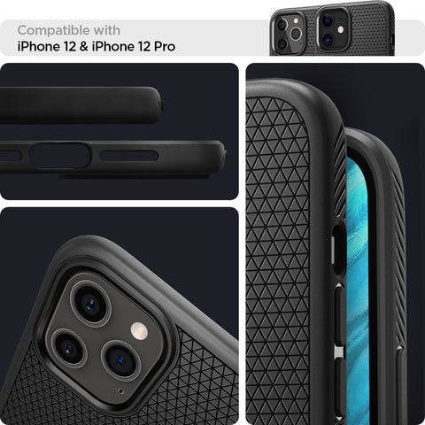 iPhone 12 / 12 Pro Case Liquid Air
