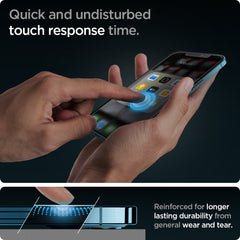 iPhone 12 Pro Max Screen Protector EZ FIT GLAS.tR Privacy